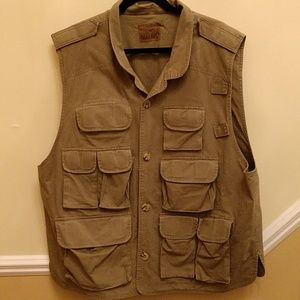 Redhead Fishing Vest